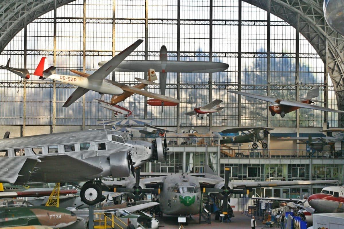 Muzeum Lotnictwa w Brukseli