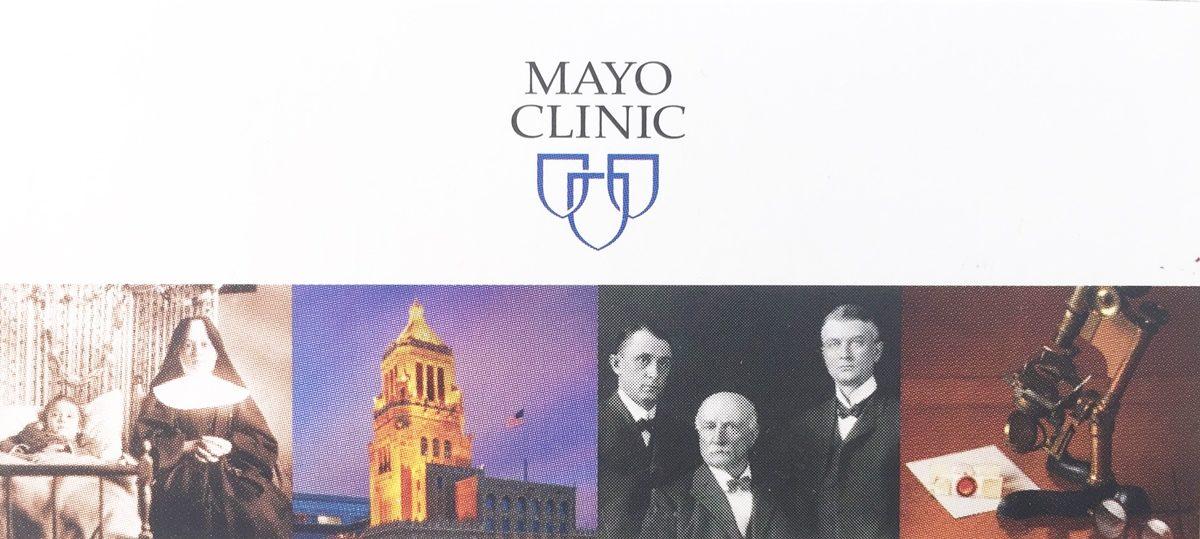 Klinika Mayo – kolebka anestezjologii