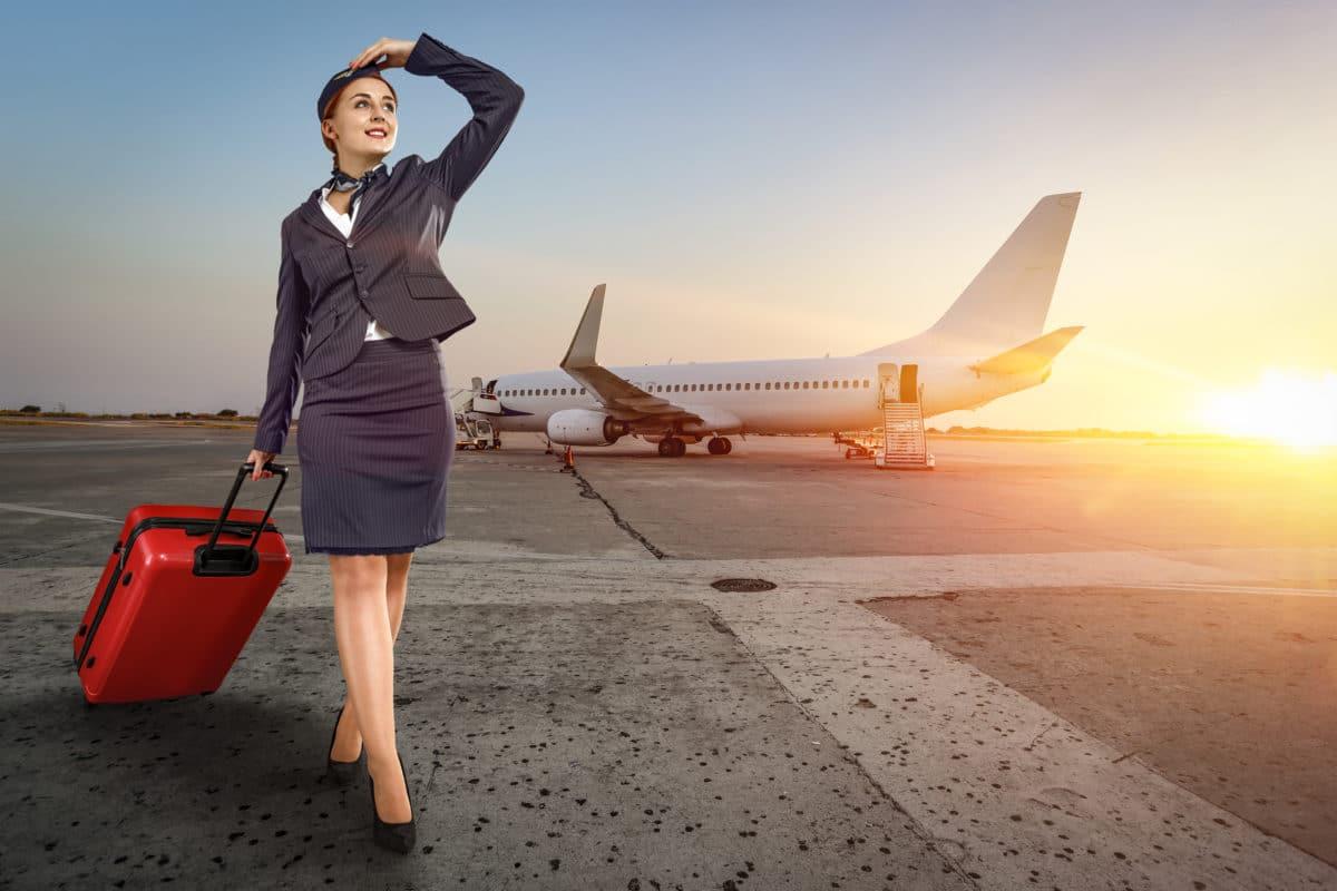 Z miłości do latania – rozmowy ze stewardessami